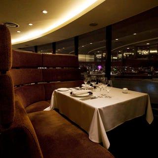 スカイレストラン ロンド <センチュリーロイヤルホテル23F> 店内の画像