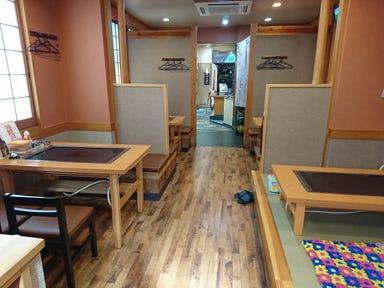 お好み焼き・鉄板焼 桜八番  店内の画像