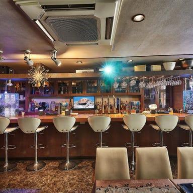 AQUARIUM DINING RINO  店内の画像