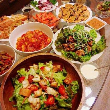 AQUARIUM DINING RINO  メニューの画像