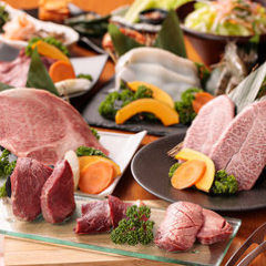 肉問屋直営 和牛焼肉食べ放題 池袋いちば コースの画像
