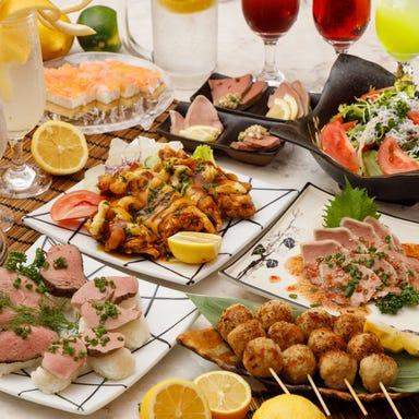 九州野菜と個室居酒屋 旬蔵~しゅんぞう~ 武蔵小杉本店 コースの画像