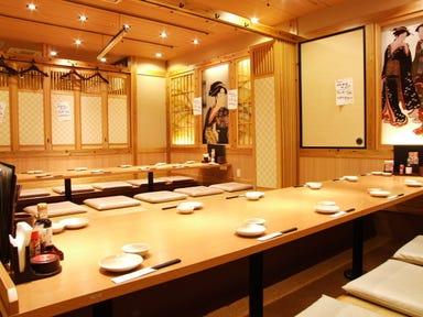 海鮮居酒屋 はなの舞 京王リトナード東府中店  店内の画像