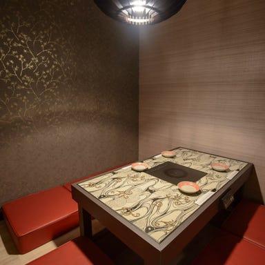 個室居酒屋 かりん 天神大名店  店内の画像