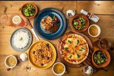 kawara CAFE&DINING 横須賀モアーズ店 コースの画像