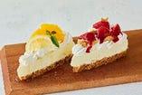 ハニー&シトラスレモンチーズケーキ