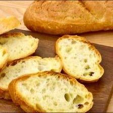 チーズフォンデュに合うパンを求めて