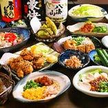 鶏武士 コース料理