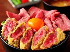 ローストビーフ丼シリーズ