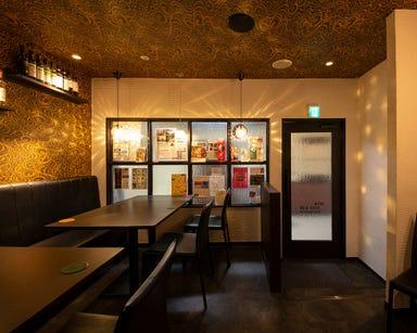 お気軽洋食&ワイン Tika  店内の画像
