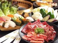 焼肉ビュッフェ左近 紀ノ川店
