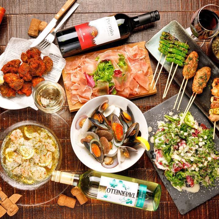 仙台焼き鳥とワインの店 大魔王 Terrace(大魔王テラス)