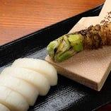 《お料理》 日本酒とご一緒に