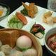 飲茶セット麺