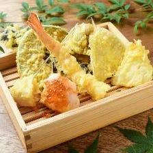 サクサク天ぷらをご自宅で♪