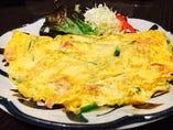 日本一の美豊卵使用のニラ玉ベーコン