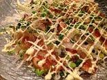 炙りサーモン〔ねぎマヨ〕カルパッチョ~サラダ仕立て~