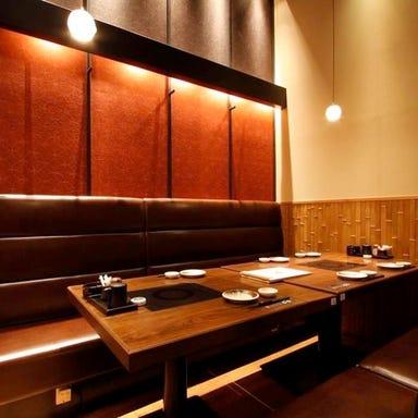 個室和食居酒屋 淡路島と喰らえ 銀座コリドー店 店内の画像