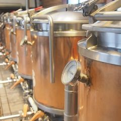 木内酒造 手作りビール工房