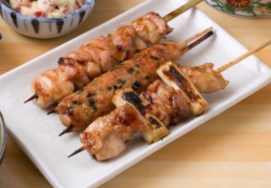 【ぐるなび限定】串焼き3種+選べる5種類の鍋 スタンダード3,200円コース(全8品)