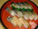 京都の名物 さば寿司です。自慢の寿司ご飯としめ鯖のハーモニー