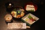 京都の四季折々の美しさを、目と舌でお召し上がりください。