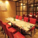 【個室】テーブル席(8名様~10名様)
