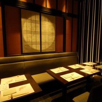 海鮮 日本酒  ほっこり 霞が関店 店内の画像