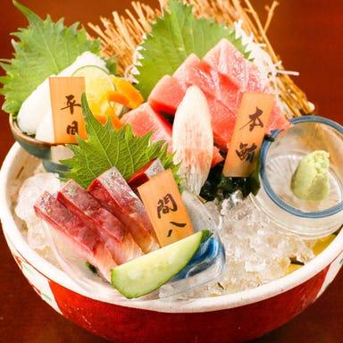 海鮮 日本酒  ほっこり 霞が関店 こだわりの画像