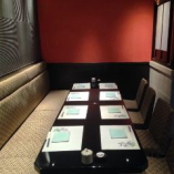 5名~8名様用テーブル個室