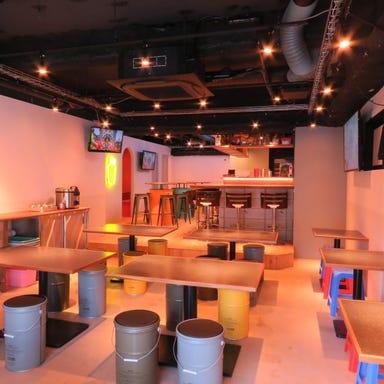 サムギョプサル 韓国料理 バブ 梅田店  店内の画像