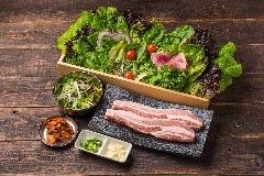 サムギョプサル 韓国料理 バブ 梅田店