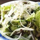 【10】チョレギサラダ