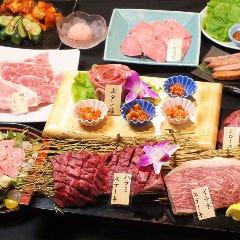 個室燒肉&BAR 十炭 川崎驛前