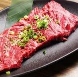 【5】牛ハラミステーキ
