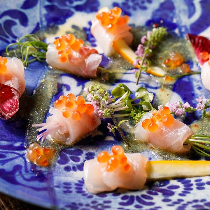 旬菜旬魚を味わう、とっておきの空間