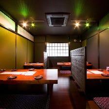 接待・各種宴会に最適な個室