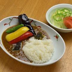 特製 すっぽんスープカレー(サラダ付)