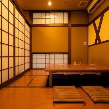 個室×全品食べ飲み放題 しんわ 新潟店 店内の画像