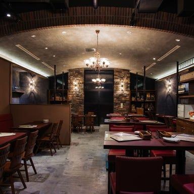 肉バル Salt 恵比寿 店内の画像