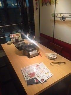 赤から 京都伏見店 店内の画像