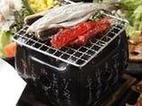 ◆氷下魚(コマイ)と鮭とば◆