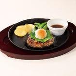 All Beef ハンバーグ~おろしソース