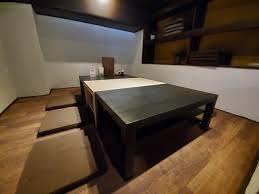 ご宴会にぴったりの半個室完備