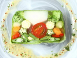 旬野菜10種のテリーヌ
