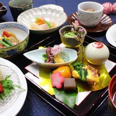 日本料理 栗吉