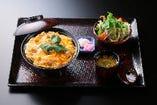 目で見て美しい、四季の彩りを表現したお料理の数々。