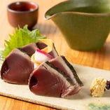 【日本酒に合うメニュー】鮮魚からお肉まで多彩なラインナップ!