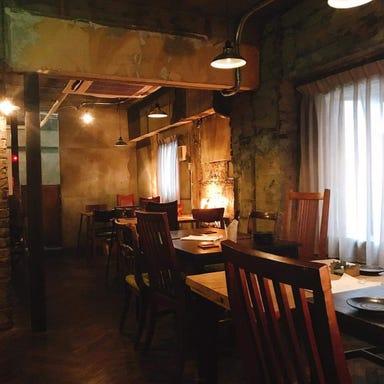 三軒茶屋 燻製201号室  コースの画像