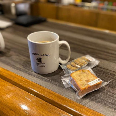 WOOD LAND CAFE BAR  店内の画像